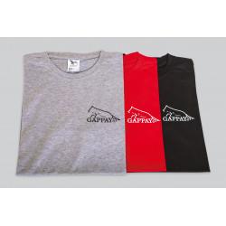"T-Shirt met ""GAPPAY""-logo"