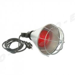 Warmtelamphouder infrarood